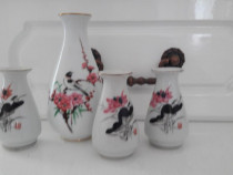 Vaze din portelan pt.decorat masa