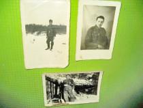 Ww2-3Reich-Set 3 poze mici militari germani anii 1940.