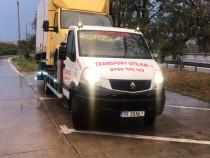 Transport utilaje agricole , tractari utilaje grele