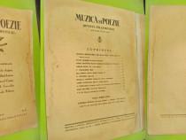 Revista Muzica si Poezie-Fundatia Culturala Carol 2-1936.