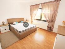 Apartament mobilat 3 camere zona Spitalului Judetean