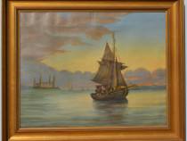 Tablou maritim
