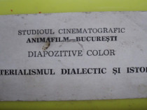 """Colectie: diapozitive """"materialismul dialectic si istoric"""""""