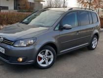 Volkswagen Touran WV TOURAN 2013 / DSG 7+1 / Navigatie / 7 L