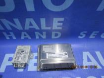 Calculator motor cu cip BMW E46 320i; 7509942 (hidramat)