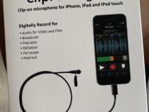 Sennheiser clipmic digital microfon pentru iphone ipad nou