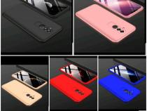 Huse 360 protectie fata +spate Huawei Mate 20 lite
