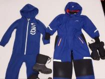 Set Costum ski, Combinezon,Overall,Everest,Warp,cizme,manusi