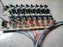 BMS pentru baterii LiFePO4 24V