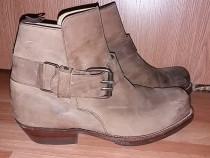 Ciocate/ghete Sancho boots marimea 43, din piele naturala