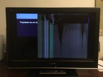Televizor Sony HD KDL-32D3000 diagonala 81 cm - ecran crapat