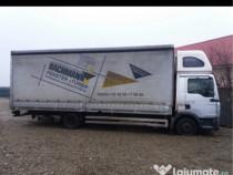 Șofer cat C experiența camion prelata