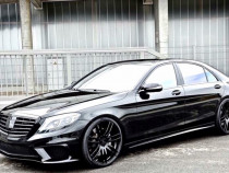 Mercedes s 350 pachet 65 amg 4 matic long 2016 variante