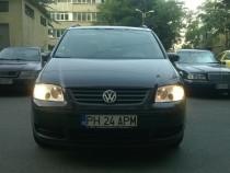 Volkswagen Touran 1.6 7 locuri