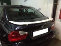 Eleron spoiler portbagaj tuning sport BMW E90 Seria 3 v3