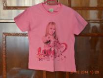Pijama de vara Hannah Montana roz