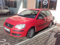 VW Polo 1.2 benzina Rosu 2 usi