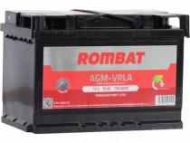 Acumulator auto (baterie) Rombat 70 Ah AGM !