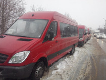 Mercedes Sprinter Parc Auto Transport Persoane