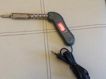 Letcon/ciocan electric de lipit sub forma de pistol