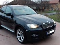 Bmw x6 an 2010 diesel 286 cp proprietar in acte extrafull