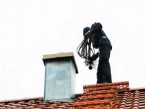 Curatare cosuri de fum/Cosar autorizat