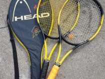 Head A.Agassi Radical JR.-Racheta tenis junior (9-12 ani)
