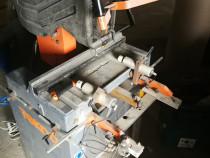 Pantograf tekna pvc aluminiu.