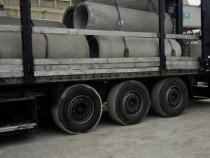 Tuburi din beton armat la 5m lungime