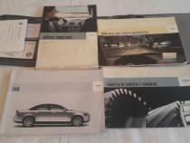 Manual de utilizare Volvo S40