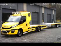 Tractări -depanari -auto- platforma NON STOP