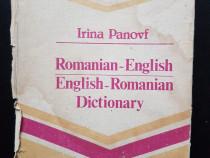 Dictionar Roman-Englez / Englez-Roman 1986