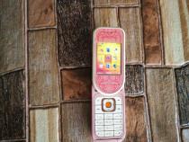 Nokia 7373 - telefon cu clapita slide camera foto 2MP Vintag
