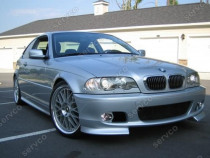 Prelungire adaos lip buza bara fata BMW E46 seria 3 98-05 v3