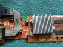 Card video calculator AGP128 MB ATI RADEON 9200 PRO