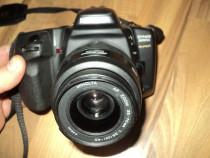 Aparat foto pe film minolta 500si super cu obiectiv 35-70mm