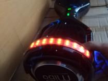 Hoverboard Cip-03 black fulger
