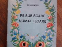 Pe sub soare numai floare - Ion Marinescu / C66P