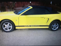 Ford Mustang Cabrio 2001