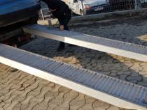 Inchiriez rampe de aluminiu de 4 tone sarcina utila