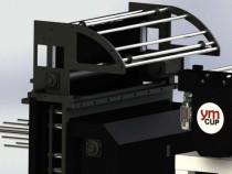 Mașină de ștanțat pahare din carton