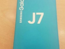 Samsung j7 nou, impecabil gold.