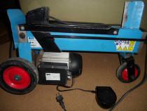 Spargator de lemne, electric