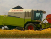 Combina claas medion 310 - second-hand