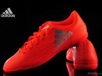 Adidași sala, ghete fotbal Adidas X 16.4 IN, mărimea 44