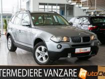 BMW X3 2.0D 177 CP Automat xDrive