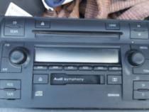 Radio cd Audi Symphony cu magazie cd