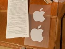 Abțibilduri Apple Originale