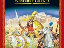 Carte ENEIDA. Aventurile lui Enea, cu ilustratii deosebite