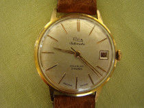 Ceas Barbatesc ELVIA Automatic 1955 - Aur 18 k